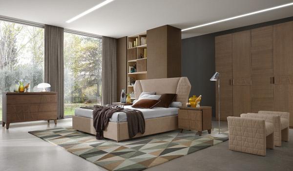 Camera da letto Composizione 300.