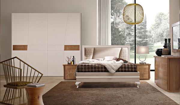 Camera da letto Composizione 340.